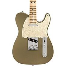 American Elite Telecaster Maple Fingerboard Electric Guitar Level 2 Satin Jade Pearl Metallic 190839775665