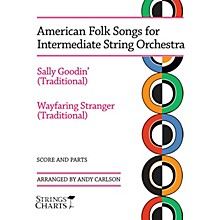 String Letter Publishing American Folk Songs for Beginning String Orchestra String Letter Publishing Series by Andy Carlson