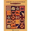 Hal Leonard American Folksongs for Easy Guitar Book thumbnail