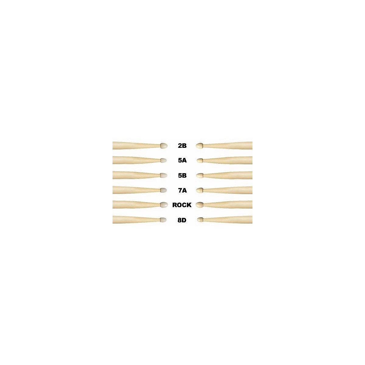 Vic Firth American Heritage Drum Sticks