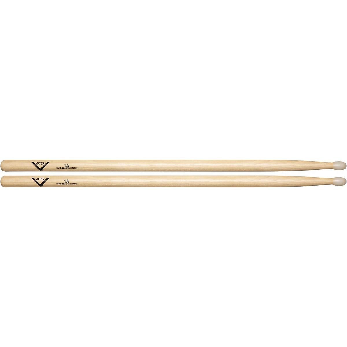 Vater American Hickory 1A Drum Sticks