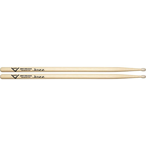 Vater American Hickory New Orleans Jazz Drumsticks