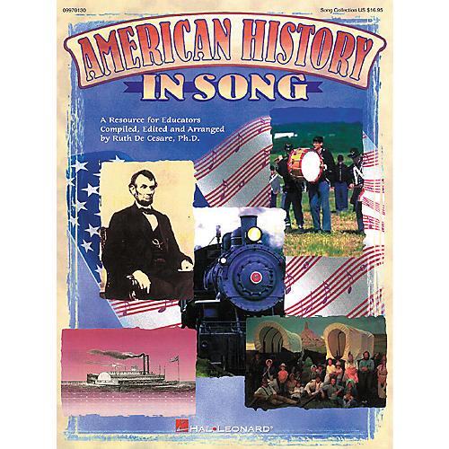 Hal Leonard American History in Song