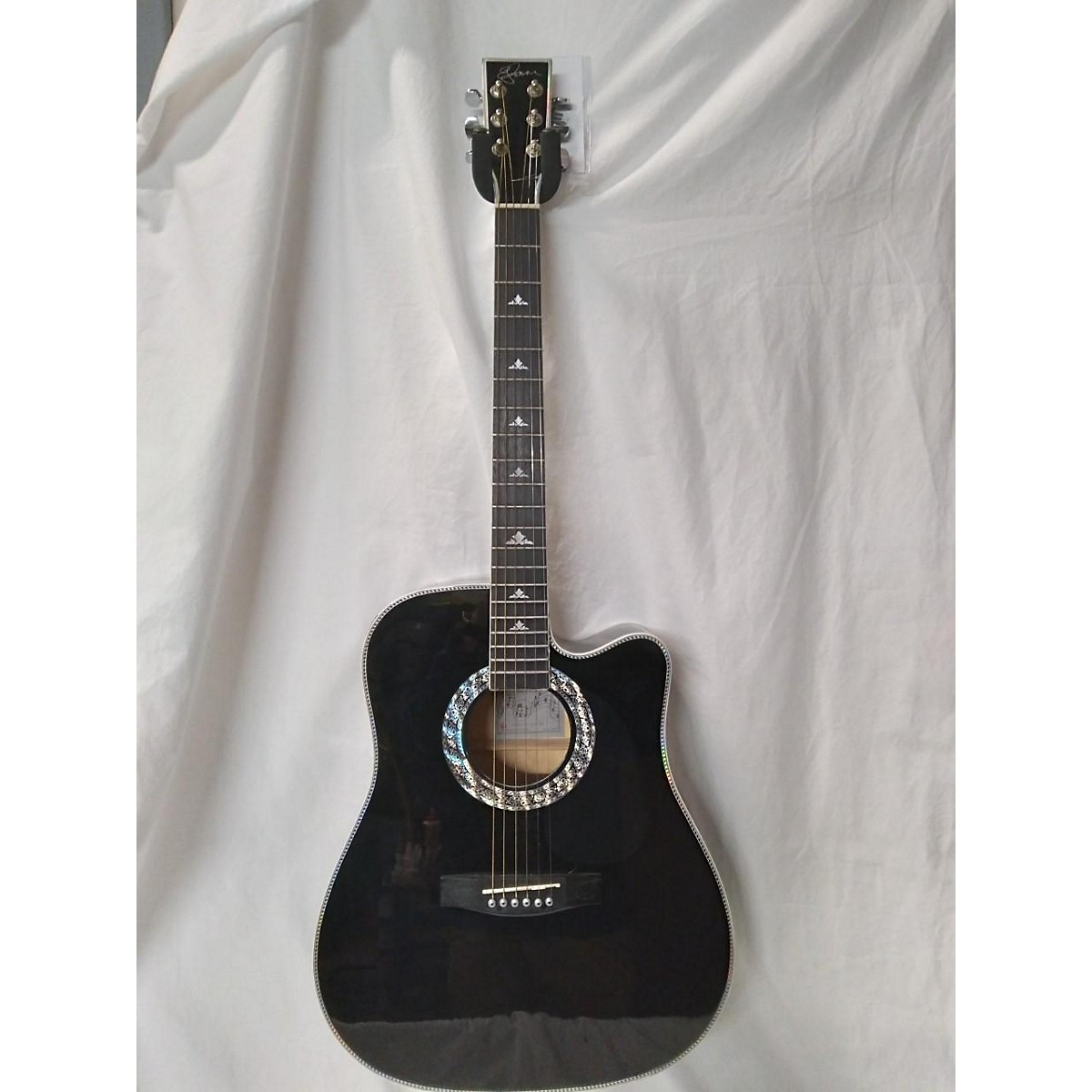 Esteban American Legacy Acoustic Electric Guitar