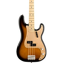 American Original '50s Precision Bass Maple Fingerboard 2-Color Sunburst