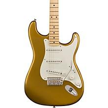 American Original '50s Stratocaster Maple Fingerboard Electric Guitar Level 2 Aztec Gold 190839709103