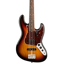 American Original '60s Jazz Bass Rosewood Fingerboard 3-Color Sunburst