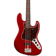 American Original '60s Jazz Bass Rosewood Fingerboard Candy Apple Red