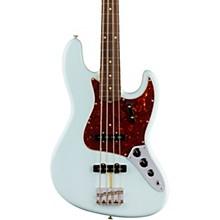American Original '60s Jazz Bass Rosewood Fingerboard Sonic Blue
