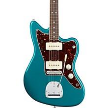American Original '60s Jazzmaster Rosewood Fingerboard Electric Guitar Level 2 Ocean Turquoise 190839684349