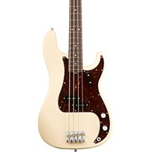 American Original '60s Precision Bass Rosewood Fingerboard Olympic White