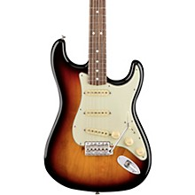 American Original '60s Stratocaster Rosewood Fingerboard Electric Guitar Level 2 3-Color Sunburst 190839442079