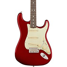 American Original '60s Stratocaster Rosewood Fingerboard Electric Guitar Level 2 Candy Apple Red 190839331779