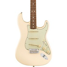 American Original '60s Stratocaster Rosewood Fingerboard Electric Guitar Olympic White
