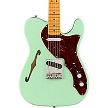 American Original '60s Telecaster Thinline Maple Fingerboard Electric Guitar Surf Green