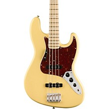 American Original '70s Jazz Bass Maple Fingerboard Vintage White