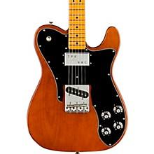 American Original '70s Telecaster Custom Maple Fingerboard Electric Guitar Mocha