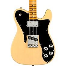 American Original '70s Telecaster Custom Maple Fingerboard Electric Guitar Vintage Blonde