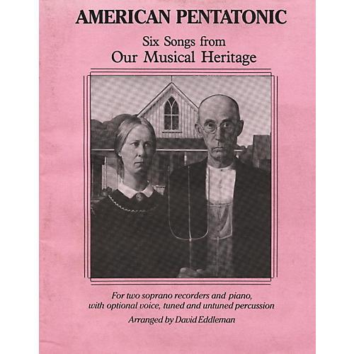 Sweet Pipes American Pentatonic