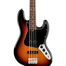 American Performer Jazz Bass Rosewood Fingerboard 3-Color Sunburst