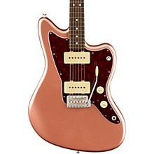 American Performer Jazzmaster Rosewood Fingerboard Electric Guitar Penny