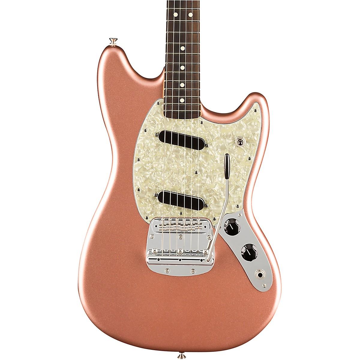 Fender American Performer Mustang Rosewood Fingerboard Electric Guitar