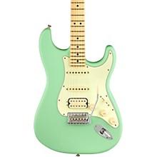 American Performer Stratocaster HSS Maple Fingerboard Electric Guitar Satin Seafoam Green