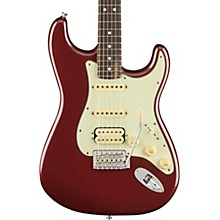 American Performer Stratocaster HSS Rosewood Fingerboard Electric Guitar Aubergine