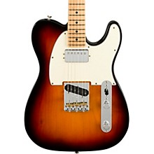 American Performer Telecaster HS Maple Fingerboard Electric Guitar 3-Color Sunburst