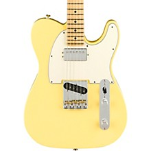 American Performer Telecaster HS Maple Fingerboard Electric Guitar Vintage White