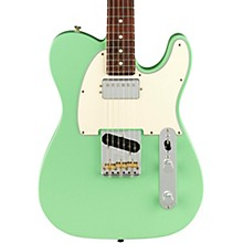 American Performer Telecaster HS Rosewood Fingerboard Electric Guitar Satin Seafoam Green