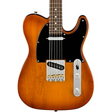 American Performer Telecaster Rosewood Fingerboard Electric Guitar Honey Burst