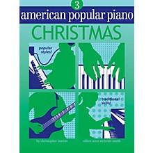 Novus Via American Popular Piano - Christmas (Level 3) Misc Series Edited by Scott McBride Smith