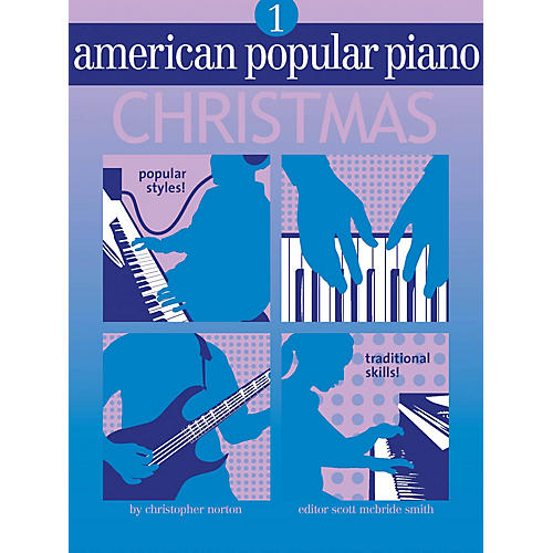 Novus Via American Popular Piano Christmas - Level 1 (Level 1) Misc Series Softcover