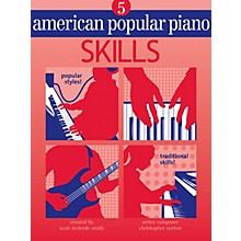 Novus Via American Popular Piano (Level Five - Skills) Novus Via Music Group Series Written by Christopher Norton