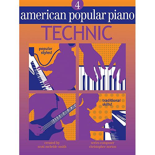 Novus Via American Popular Piano (Level Four - Technic) Novus Via Music Group Series Written by Christopher Norton