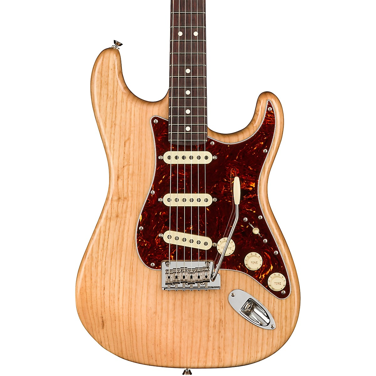 Fender American Professional Ash Stratocaster Rosewood Neck Limited-Edition Electric Guitar