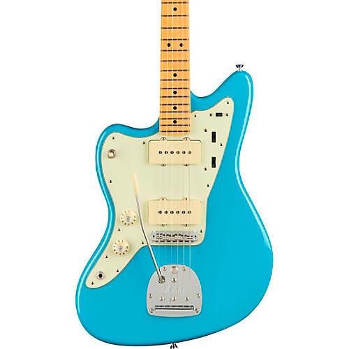 Fender American Professional II Jazzmaster Maple Fingerboard Left-Handed Electric Guitar