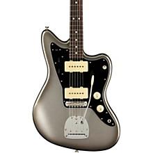 American Professional II Jazzmaster Rosewood Fingerboard Electric Guitar Mercury
