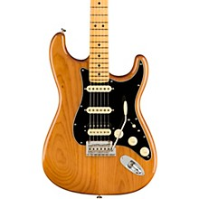 American Professional II Roasted Pine Stratocaster HSS Electric Guitar Natural