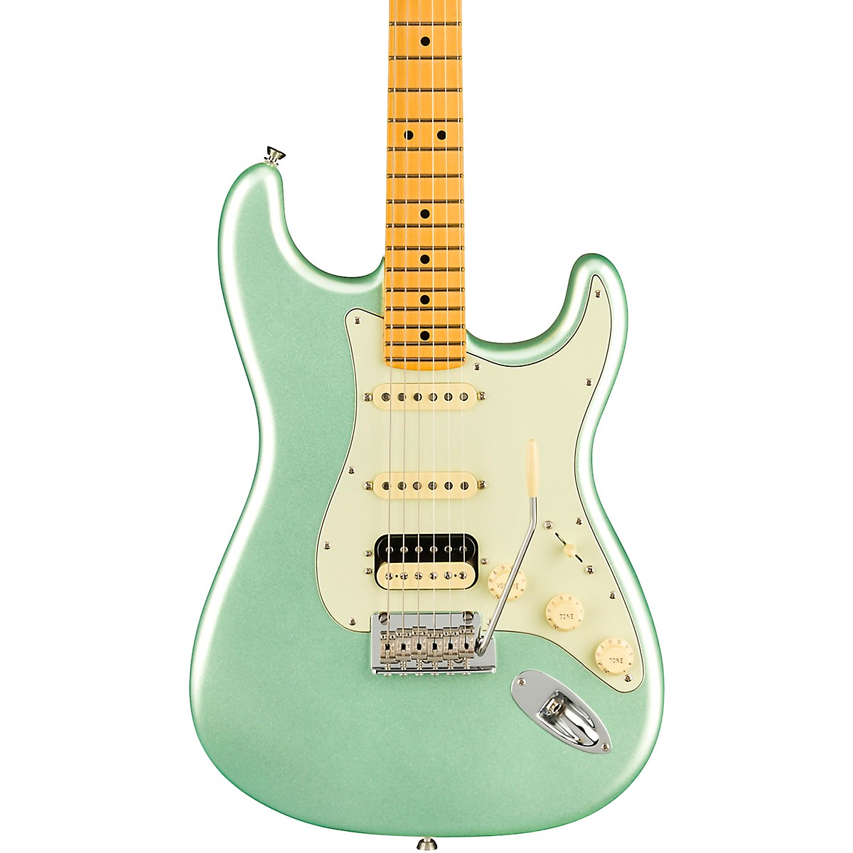 Fender American Professional II Stratocaster HSS Maple Fingerboard Electric Guitar