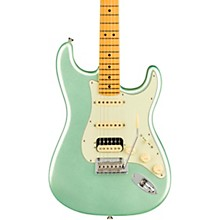 American Professional II Stratocaster HSS Maple Fingerboard Electric Guitar Mystic Surf Green