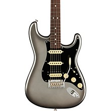 American Professional II Stratocaster HSS Rosewood Fingerboard Electric Guitar Mercury