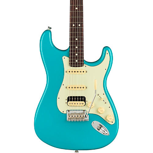Fender American Professional II Stratocaster HSS Rosewood Fingerboard Electric Guitar