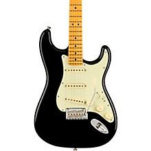 American Professional II Stratocaster Maple Fingerboard Electric Guitar Black