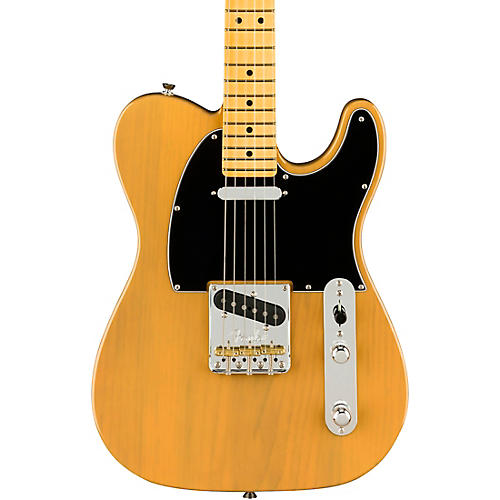 Fender American Professional II Telecaster Maple Fingerboard Electric Guitar