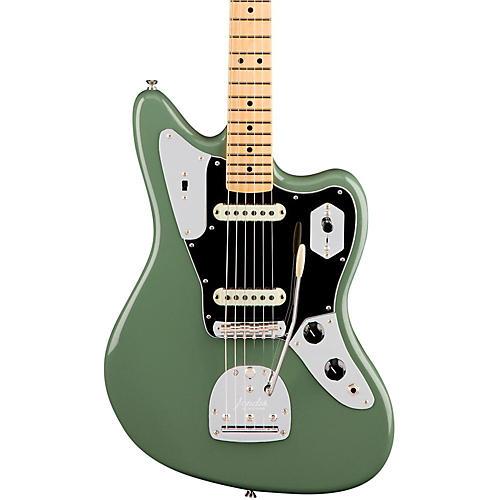 Fender American Professional Jaguar Maple Fingerboard Electric Guitar