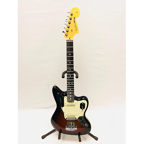 Fender American Professional Jaguar Solid Body Electric Guitar