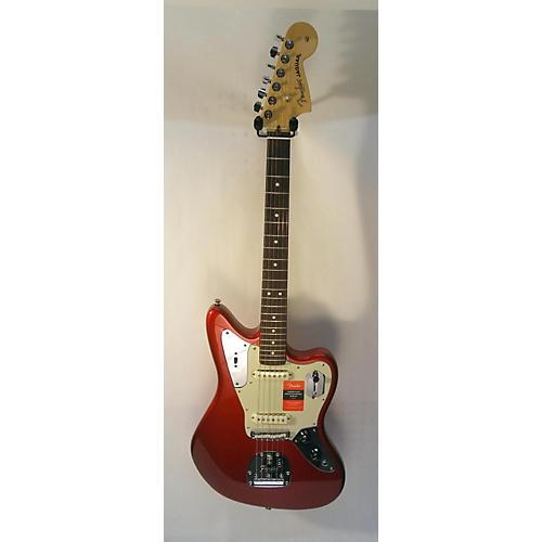 used fender american professional jaguar solid body electric guitar candy apple red guitar center. Black Bedroom Furniture Sets. Home Design Ideas
