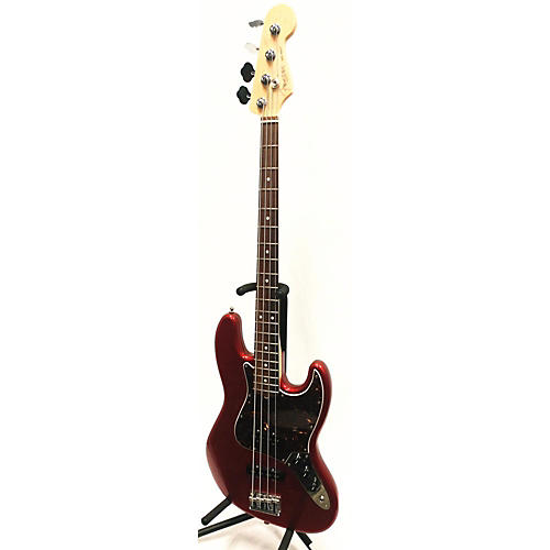used fender american professional jazz bass electric bass guitar red guitar center. Black Bedroom Furniture Sets. Home Design Ideas